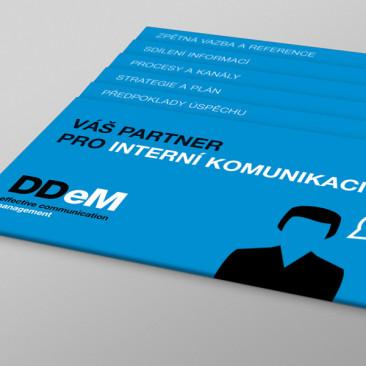 Prezentační brožura DDeM