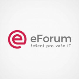Redesign loga eForum